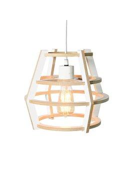 Gauthier Studio White Round Lampshade