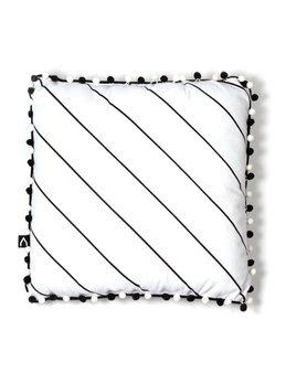 Gauthier Studio Pompom Pillow