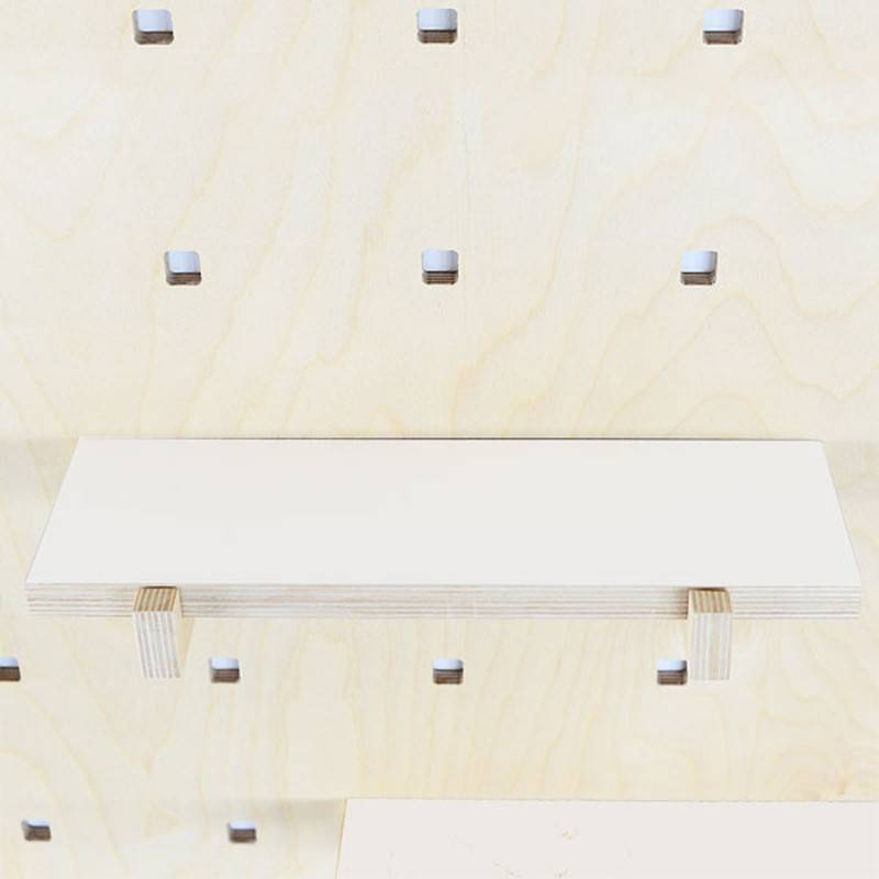 Gauthier Studio Tablettes Carambina Blanches