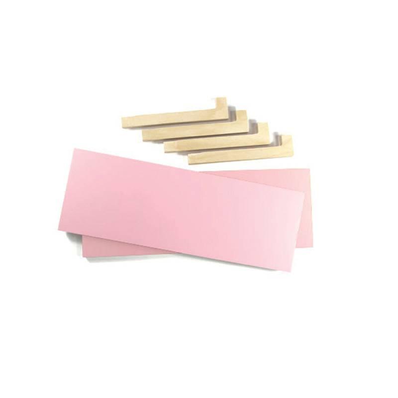 Gauthier Studio Tablettes Carambina Rose
