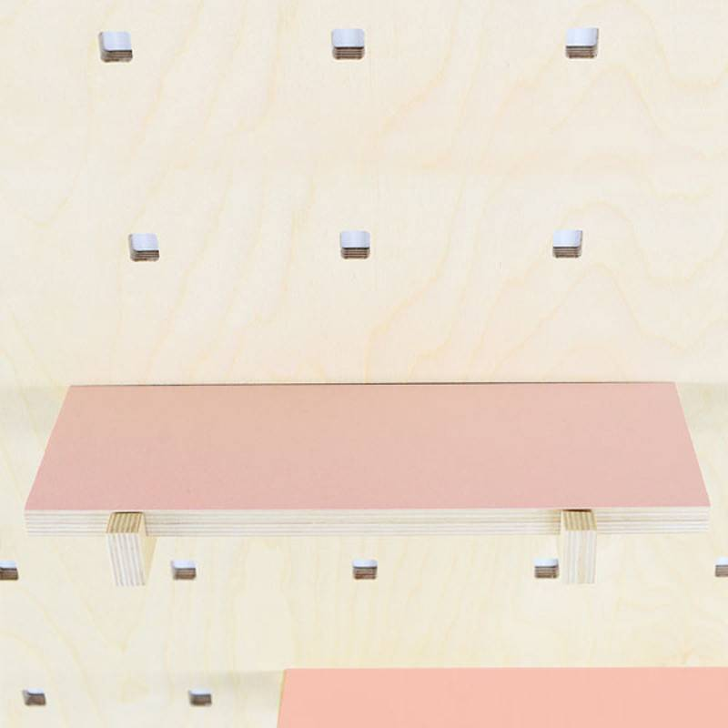 Gauthier Studio Tablettes Carambina Rose