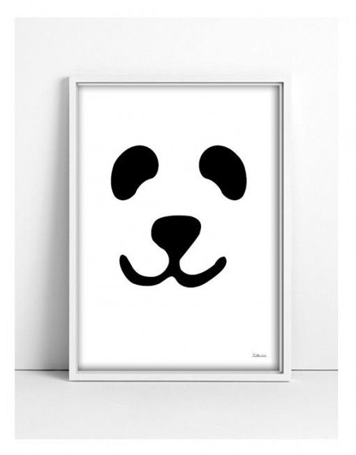 Tellkiddo Illustration Panda