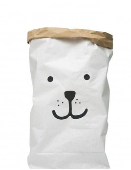 Tellkiddo Bear paper bag