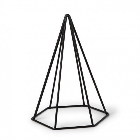 Umbra Black Pyramid Photo Holder