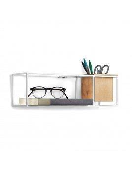 grande tag re cubist blanche boutique vestibule boutique vestibule. Black Bedroom Furniture Sets. Home Design Ideas