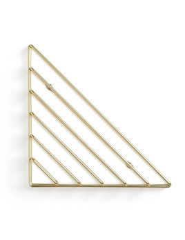 Umbra Strum wall shelf Gold