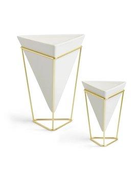 Umbra Ensemble 2 Vases Trigg
