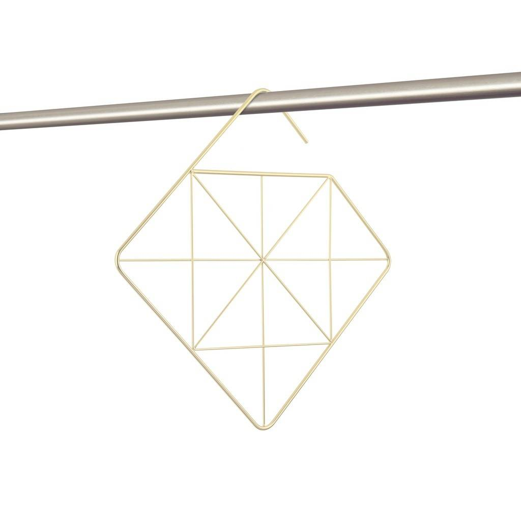 Umbra Brass Scarf Hanger
