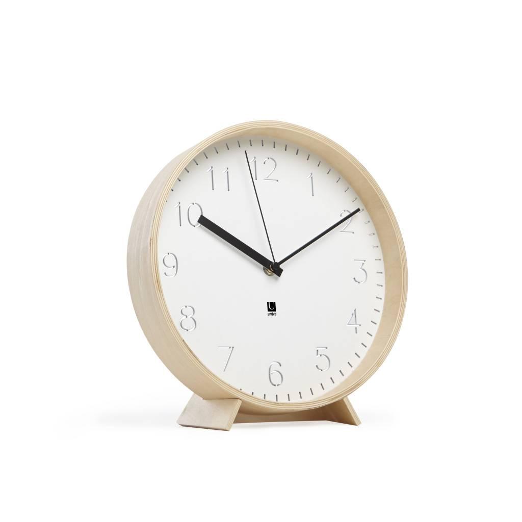 Umbra Horloge Rimwood