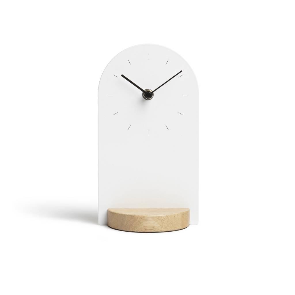 Umbra Horloge de bureau Sometime