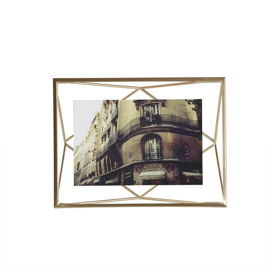 Umbra Prisma Brass Photo Display