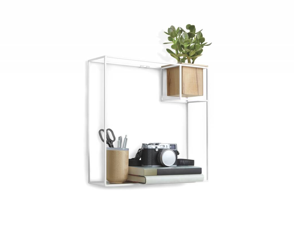 Umbra Large White Shelf display