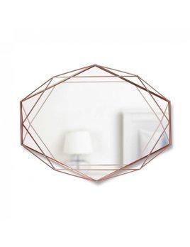 Umbra Miroir Prisma Cuivre
