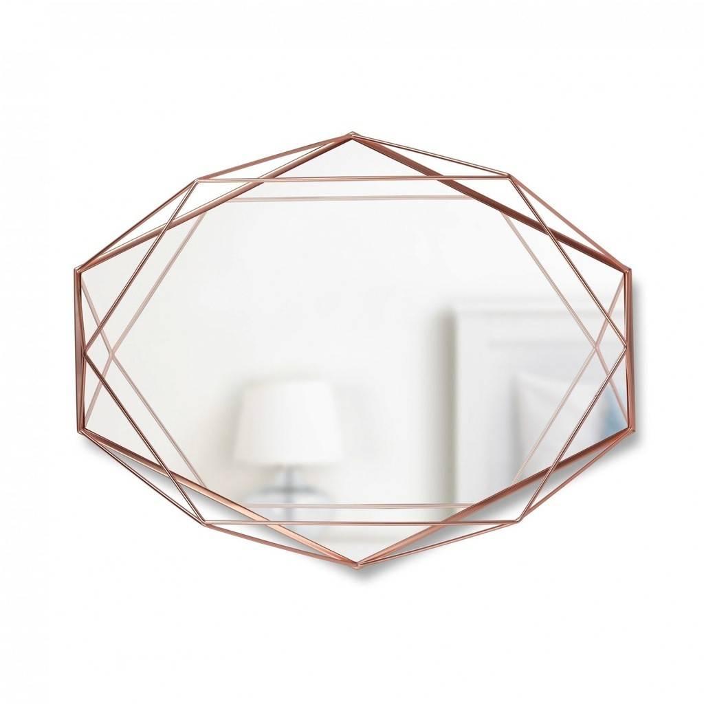 Umbra Prisma mirror Copper