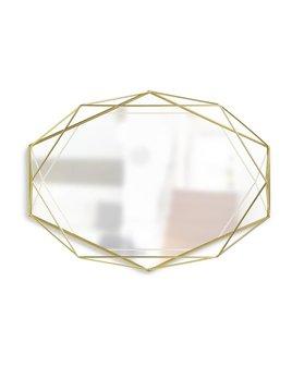 Umbra Prisma Brass Mirror