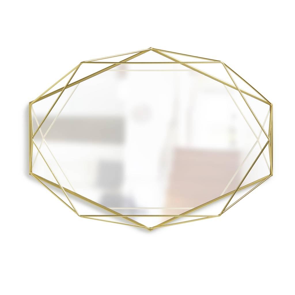 Umbra Prisma mirror Gold