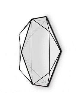 Umbra Miroir Prisma Noir