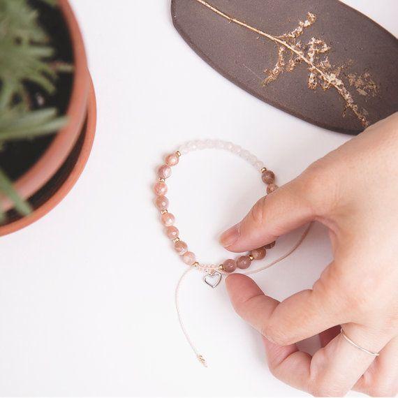 Si Simple Bracelet Bohemia Rose