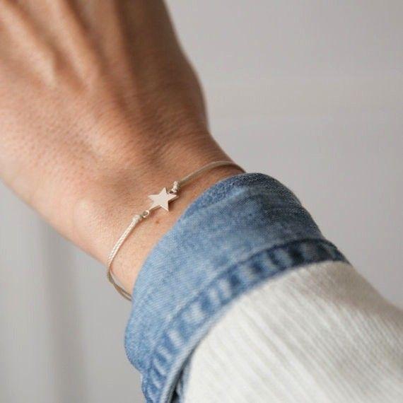 Si Simple Starlight Bracelet