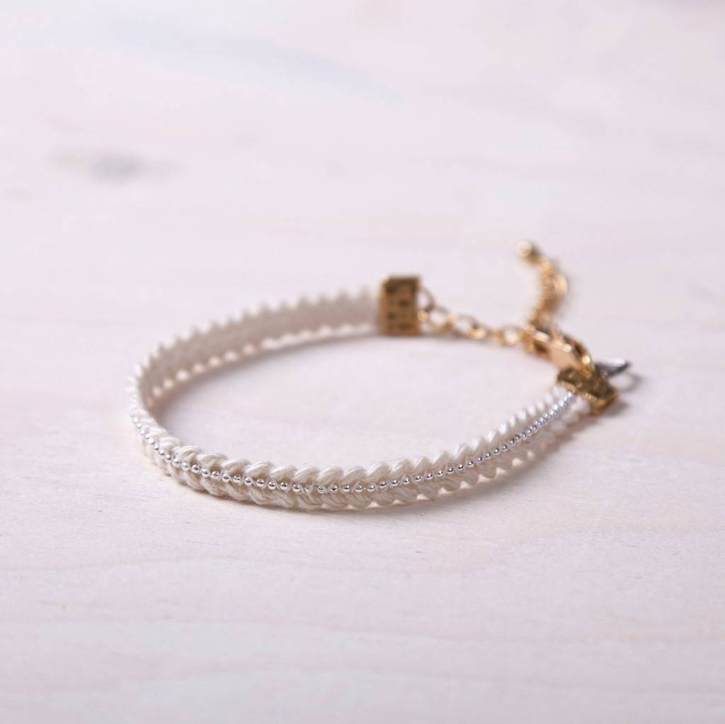 Si Simple Fanie Bracelet