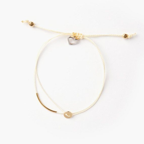 Si Simple Bracelet Luna Or et Jaune