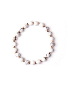 Si Simple Valentine Marble Bracelet