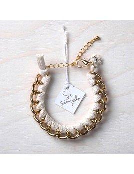 Si Simple Bracelet Joy