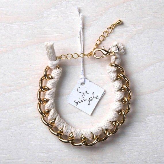 Si Simple Joy Bracelet
