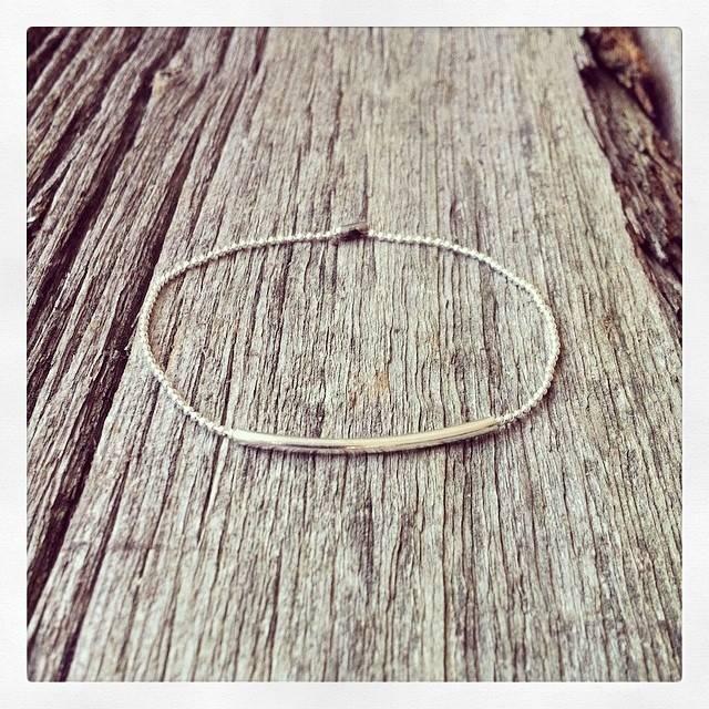 Si Simple Bracelet Cate
