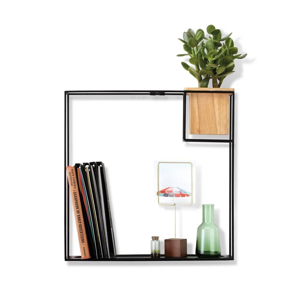 Umbra Large Black Shelf display
