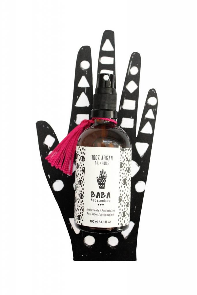 Argan Oil Baba