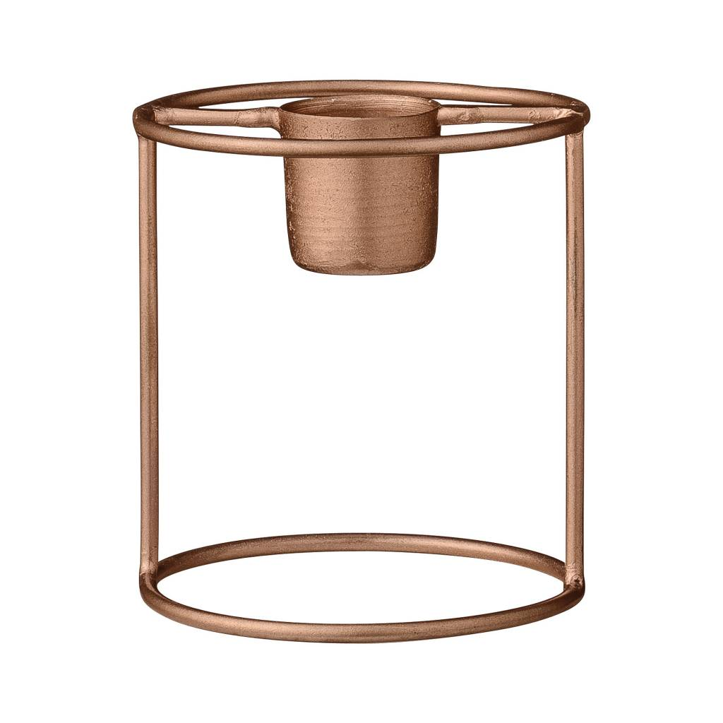 Bloomingville Electro Copper Candlestick