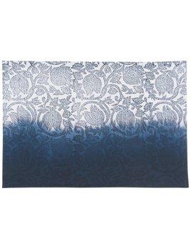 Danica/Now Royalty Block Print Dip Dye Placemat