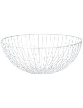 Danica/Now Hemisphere Basket White