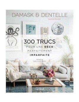 Damask et Dentelle Le Livre