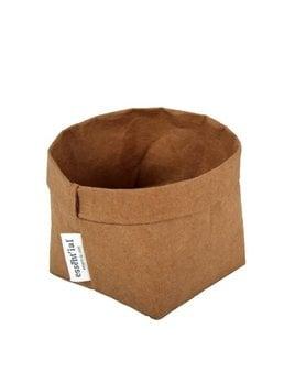 Essential Sacchino Big Food Paper Bag Havana