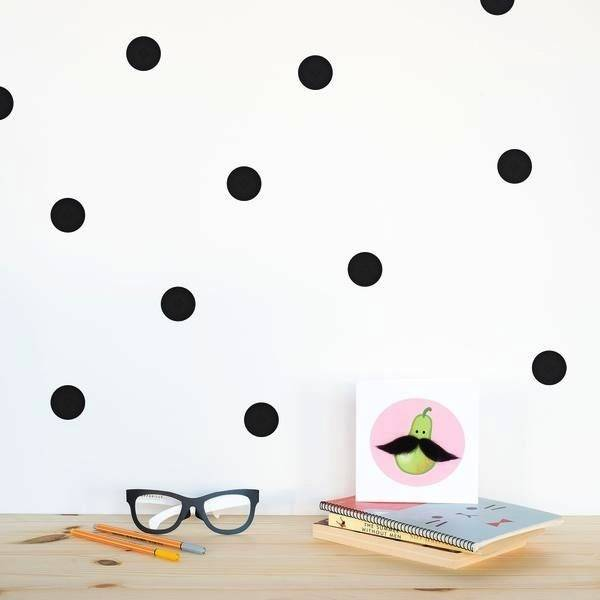 Feelin'it Decals mini dots decal