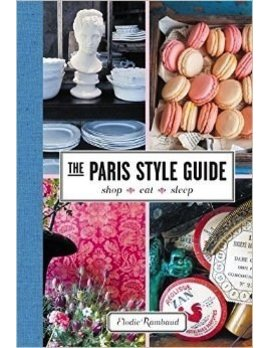 Paris Style Guide Book