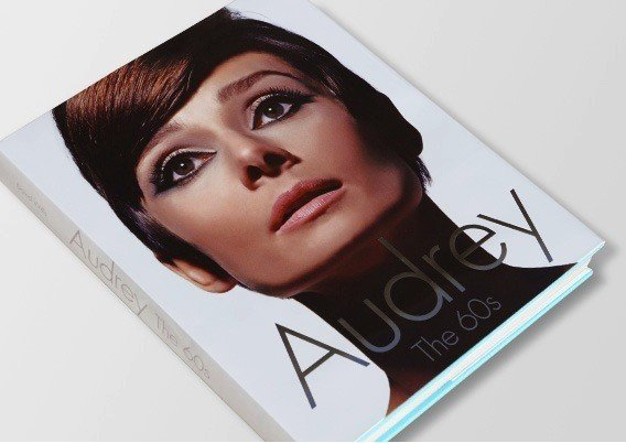 Audrey The 60's Book