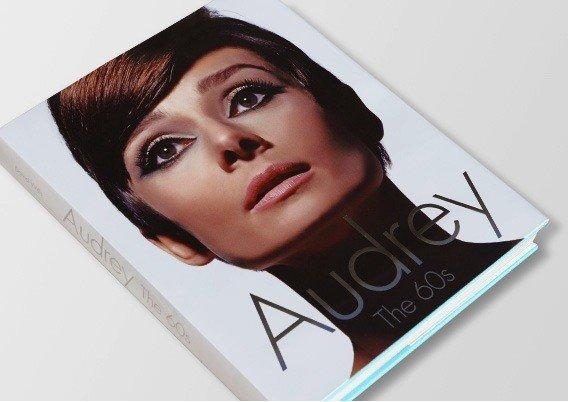 Livre Audrey The 60's