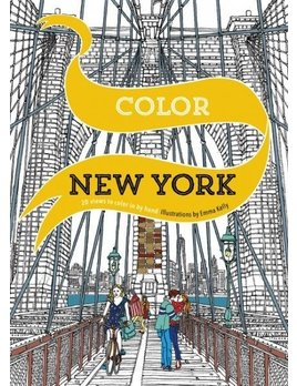 New-York Coloring book