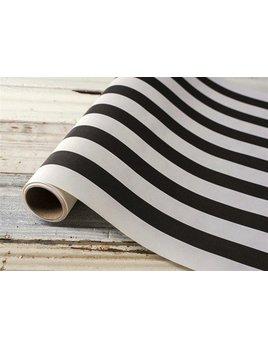 Paper Black Stripes Runner