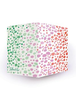 Speckled Note Cube