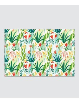 Jungle Garden Placemat Pad