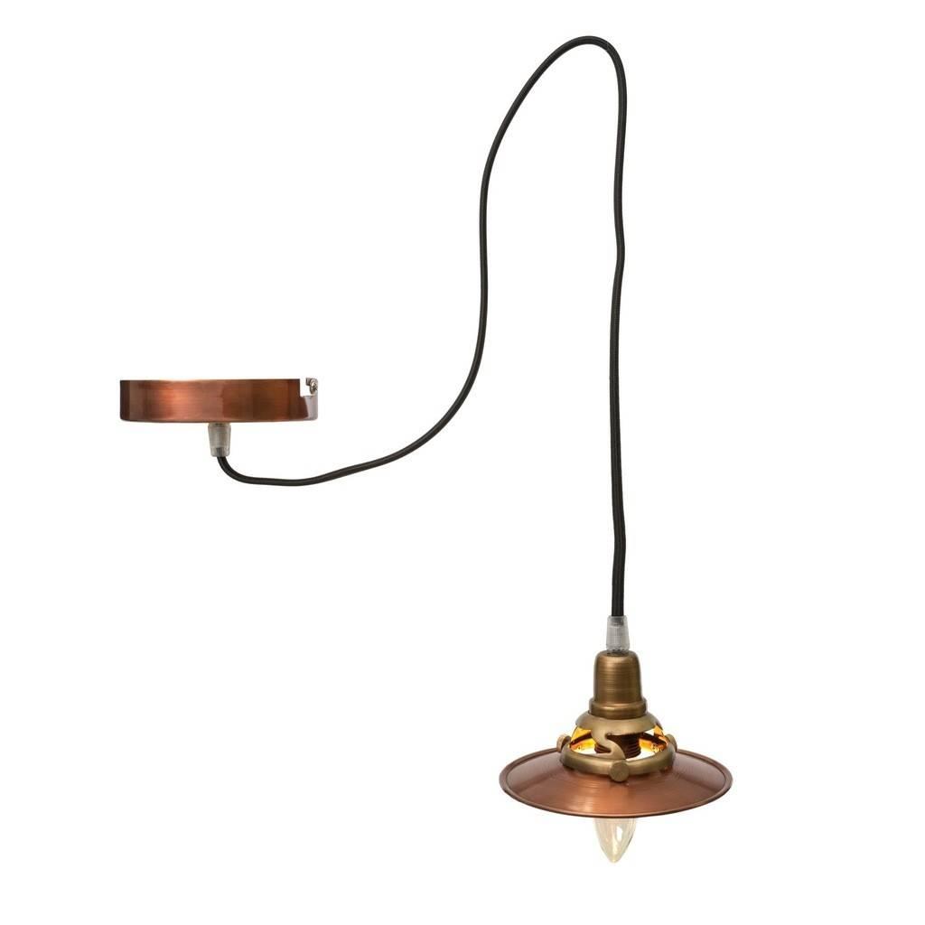 Indaba Loft Lamp Copper