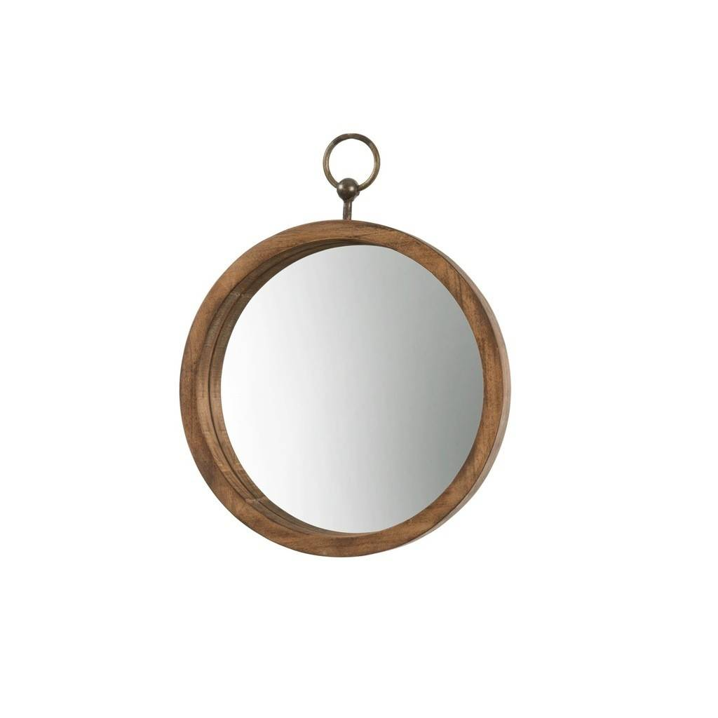 Indaba Small Pendant Mirror