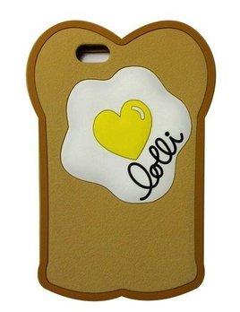 Étui oeuf sur pain pour Iphone 6