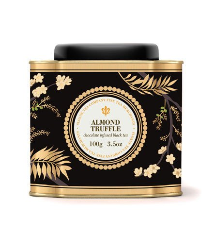 Almond Truffle - Tea Caddy