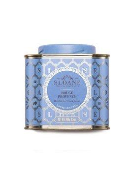 Boîte de thé - Rouge Provence