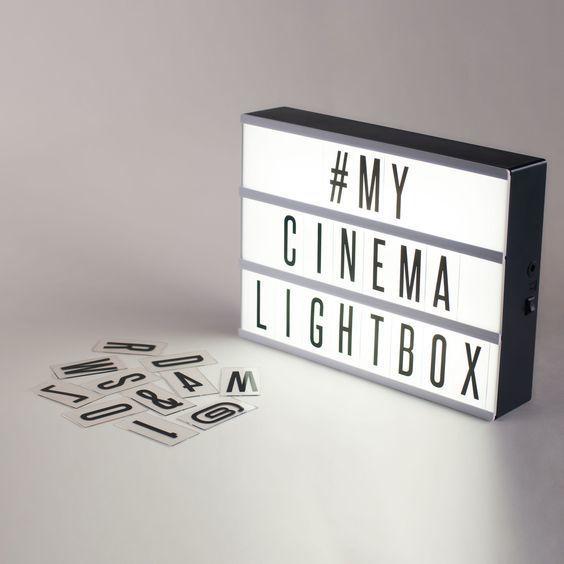 Cinema Lightbox Original Cinema Lightbox